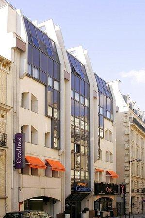 Citadines Trocadéro Paris