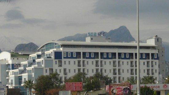 Sealife Family Resort: Вид на отель