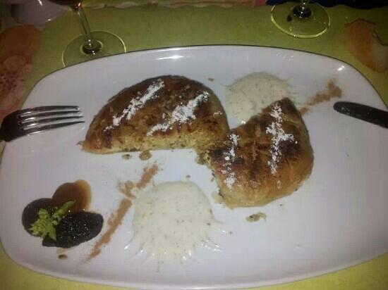 Cafe Restaurant Nomad: Pastilla mémorable