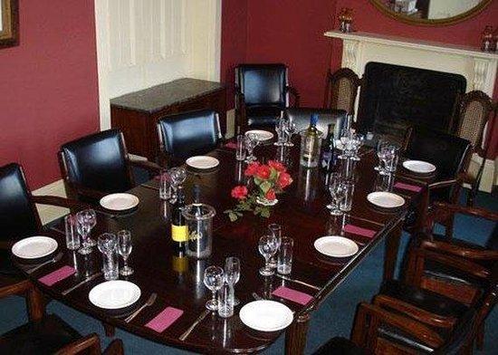 Quality Hotel Bentinck: Meeting Room