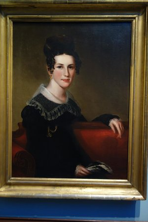 Pennsylvania Academy of the Fine Arts: Sarah M. Peale