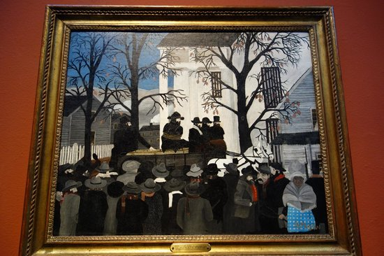 Pennsylvania Academy of the Fine Arts: Horace Pippin