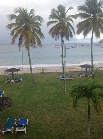 St. Lucian by Rex Resorts: vue de la chambre