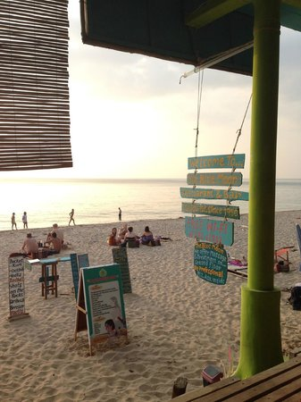 Lanta Klong Nin Beach: Blue Moon Bar