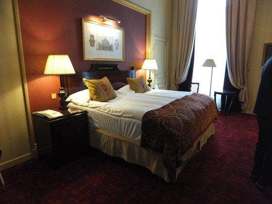 InterContinental Paris Le Grand : 良い寝心地