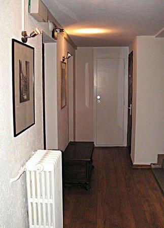 Hotel St-Gervais: Interior