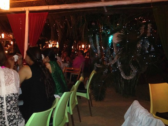 New Years Eve at La Plage