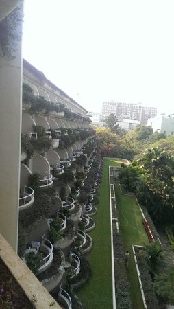 The Oberoi, Bengaluru: Heaven