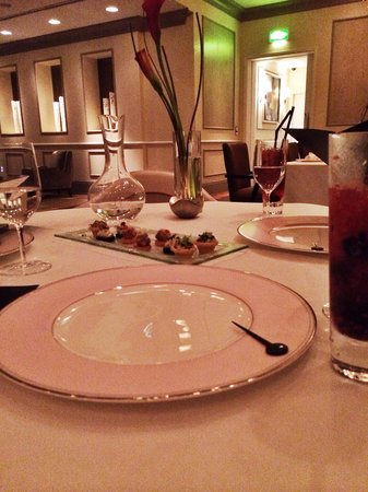 Gordon Ramsay at The St. Regis Doha: Starters on the house