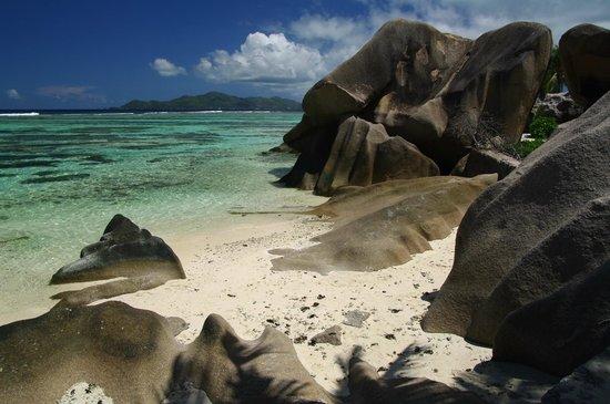 Anse Source D'Argent: виды пляжа