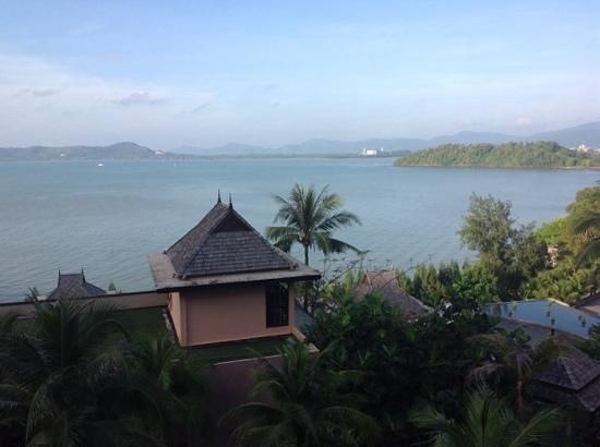 The Westin Siray Bay Resort & Spa Phuket : amazing view from our hotel room at Westin Phuket