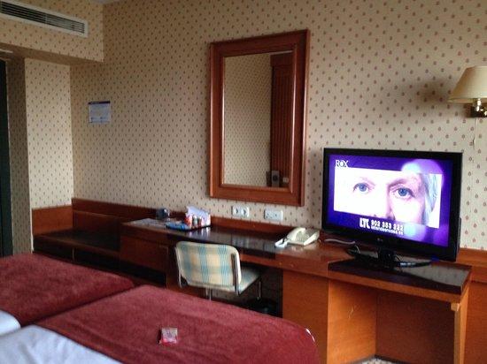 Melia Lebreros: Habitación doble con dos camas