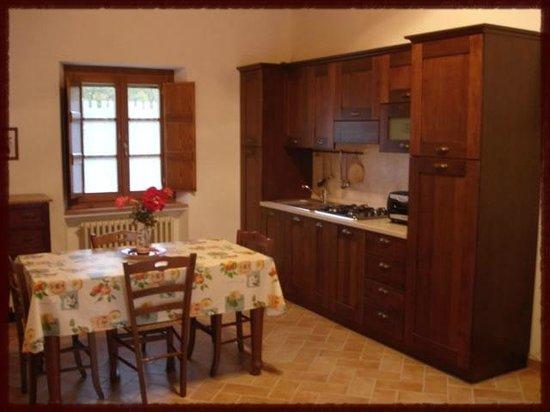 Casa al Borro: Cucina