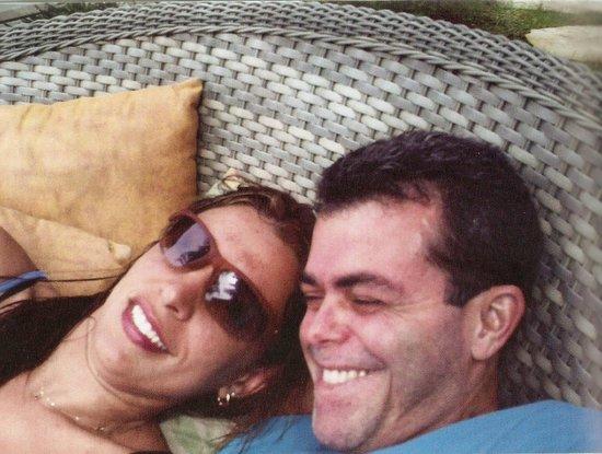 Pousada Marbella: descanso na piscina