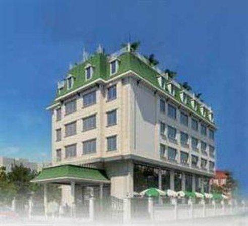Hotel AJ International: Exterior