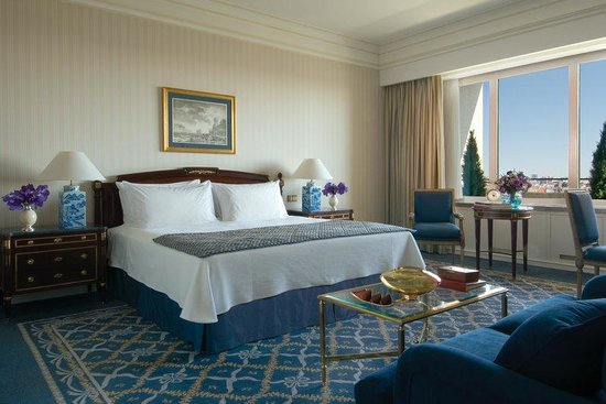 Four Seasons Hotel Ritz Lisbon: LIS Room