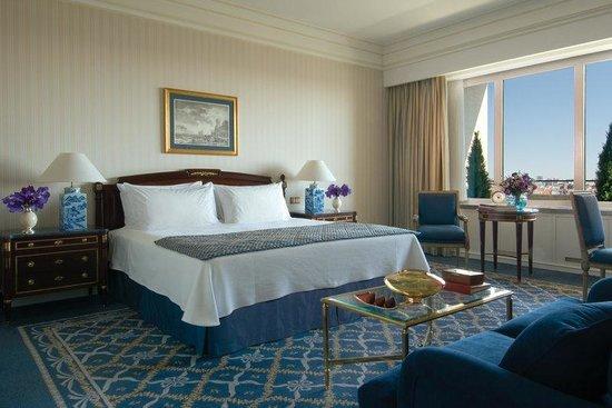 Four Seasons Hotel Ritz Lisbon: LIS Room