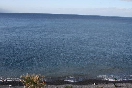 Pestana Ocean Bay : view from the room, all rooms have sea view