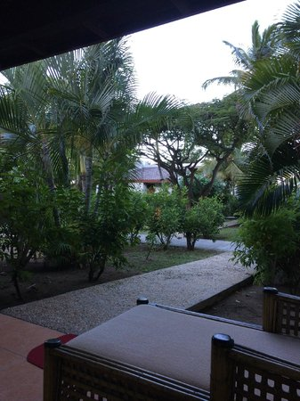 Mango Bay Resort : View from the patio