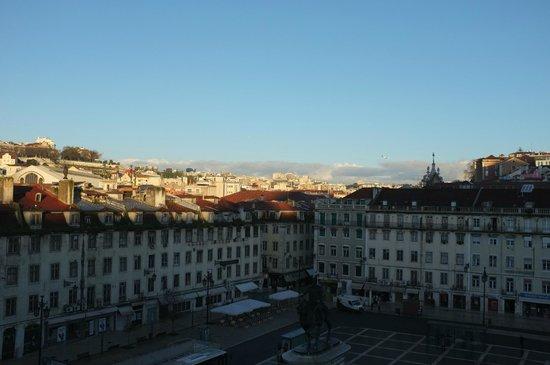 The Beautique Hotels Figueira : Lisbonne ce réveil