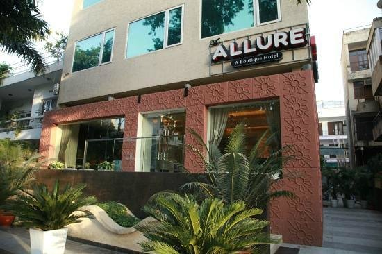 The Allure - A Boutique Hotel : Exterior