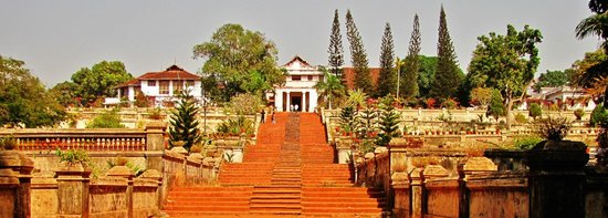 Tripunithura, India: The Hill Palace