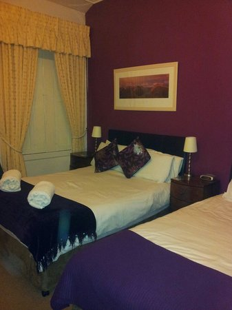 The Bonnington Guest House : Room 5
