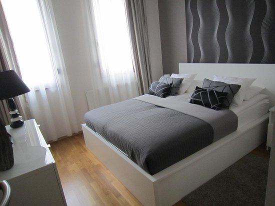 7Seasons Apartments Budapest: une des chambres
