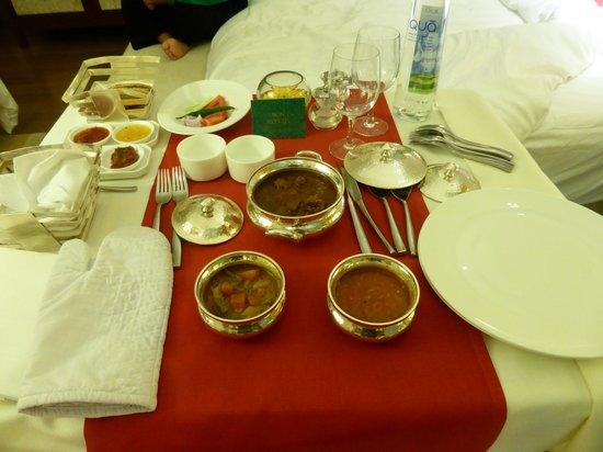 The Oberoi, Gurgaon: Room Service
