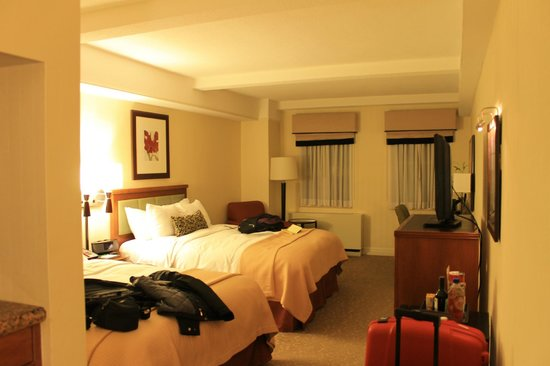 San Carlos Hotel: HAB