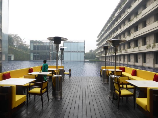 The Oberoi, Gurgaon : BreakFast at 361