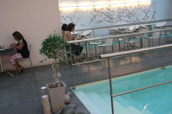 Design Suites Buenos Aires: Café da manhã
