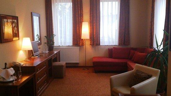 Hotel Bassiana: Suite