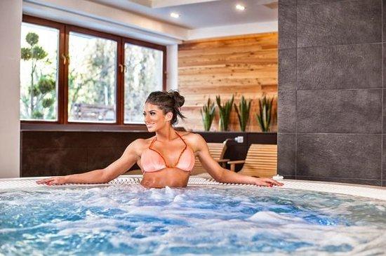 Hotel Bassiana: Wellness centre