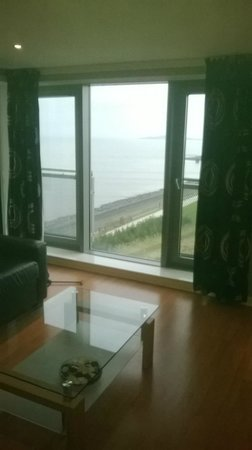 Hot-el-apartments Edinburgh Waterfront: Room view