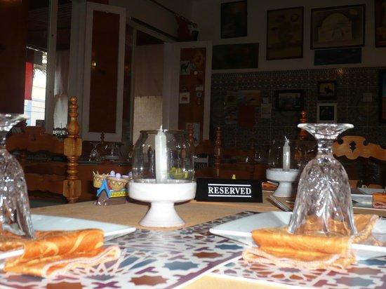 Cafe Restaurant Nomad: 3