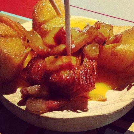 Casa Marcelo: Patata puerro
