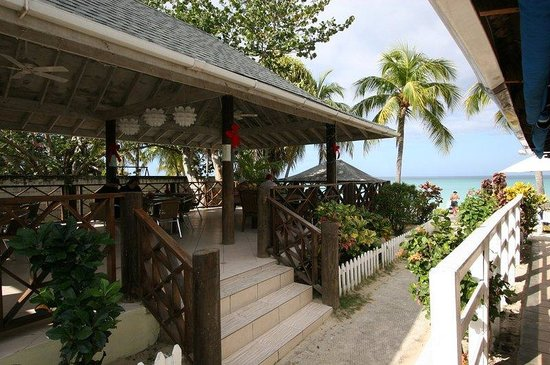 White Sands Negril: Beach Dining Room
