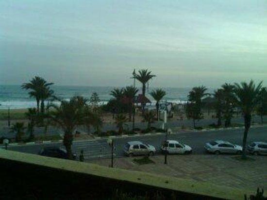 El Mouradi El Menzah: Vue à partir de ma chambre du site de Hammamet Yasmine