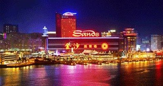 Sands hotel casino macau casinos en internet