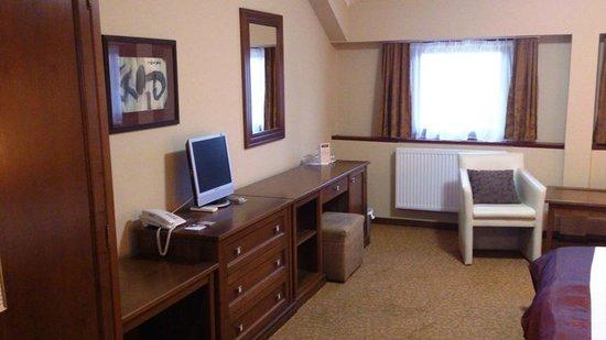 Hotel Bassiana: Room