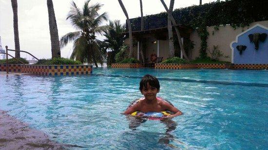 Taj Malabar Resort & Spa Cochin : Pool