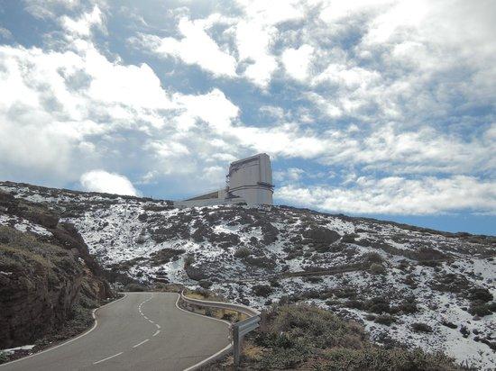 Roque de los Muchachos: Telescopio Nazionale Galileo (TNG)