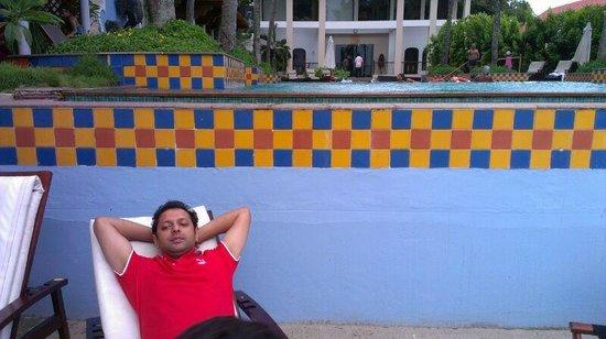 Taj Malabar Resort & Spa Cochin: Relaxing