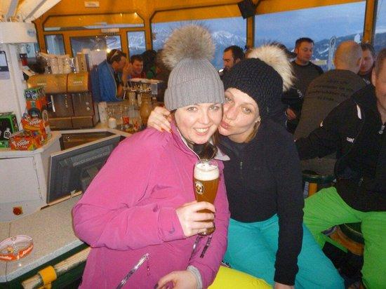 Berggasthof Latschenhof : Der Hoteleigene Schirm