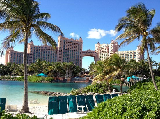 Atlantis, Royal Towers, Autograph Collection: Resort view