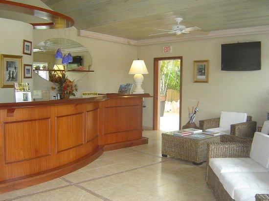 Caribbean Paradise Inn: Reception