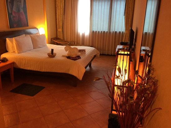 Club One Seven Phuket: The De Luxe room