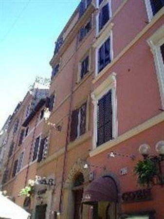 The Spanish Steps Flat : Exterior