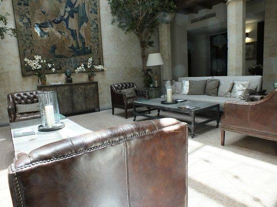 Grand Hotel Don Gregorio: lobby